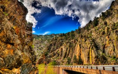 Stoney River Lodge / Loveland, Colorado, USA.