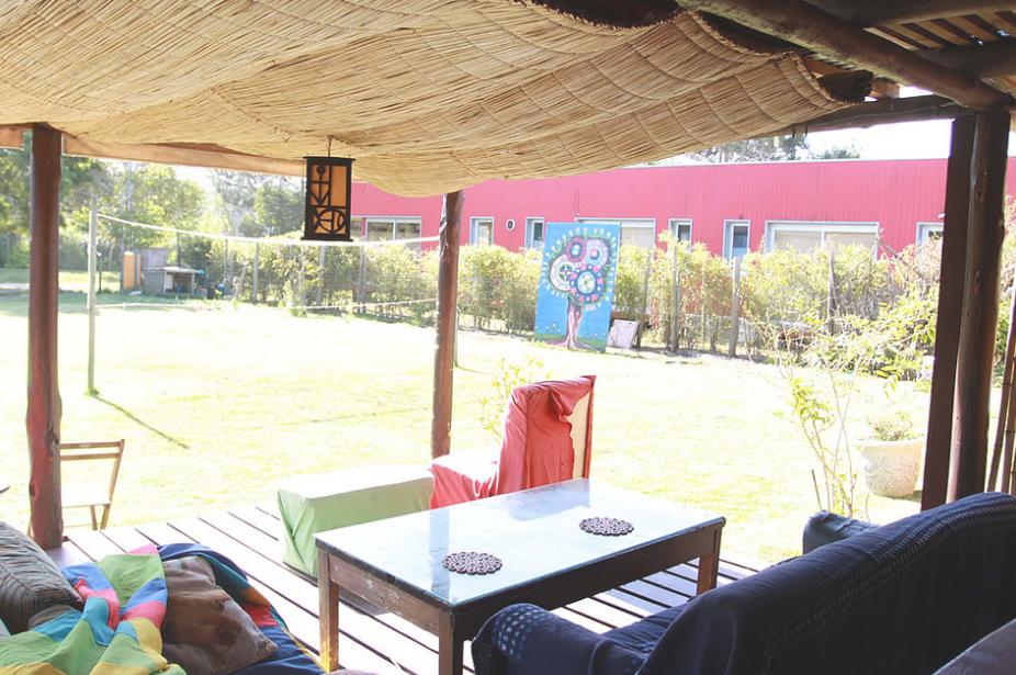 THC Hostel / La Barra, Punta del Este / Uruguay