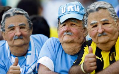 Soccer in Uruguay. Erlebe den Wahnsinn.