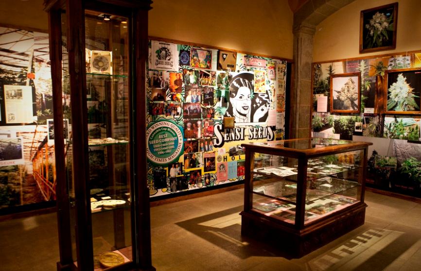 Interview mit Gerbrand Korevaar, Kurator des Hash Marihuana & Hemp Museums / by Miranda für Sensi Seeds