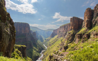 Unterwegs in Lesotho: Afrikas Pionier in Sachen Cannabis. Von Oliver für Sensi Seeds.