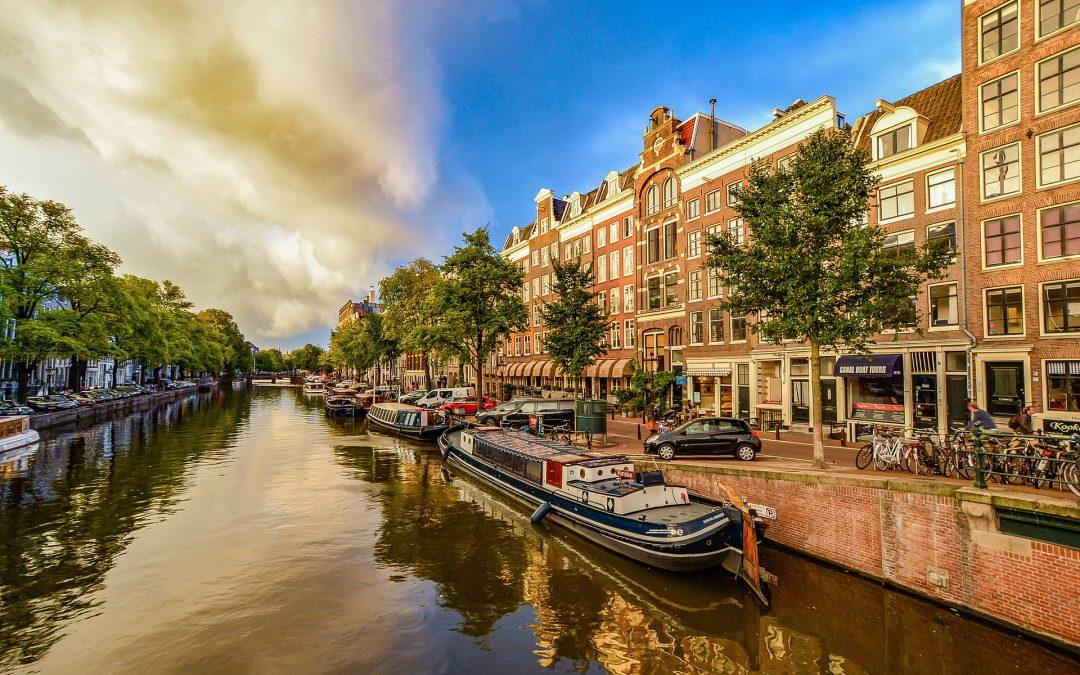 In Amsterdam geht einiges. Das hier könnt ihr lassen.