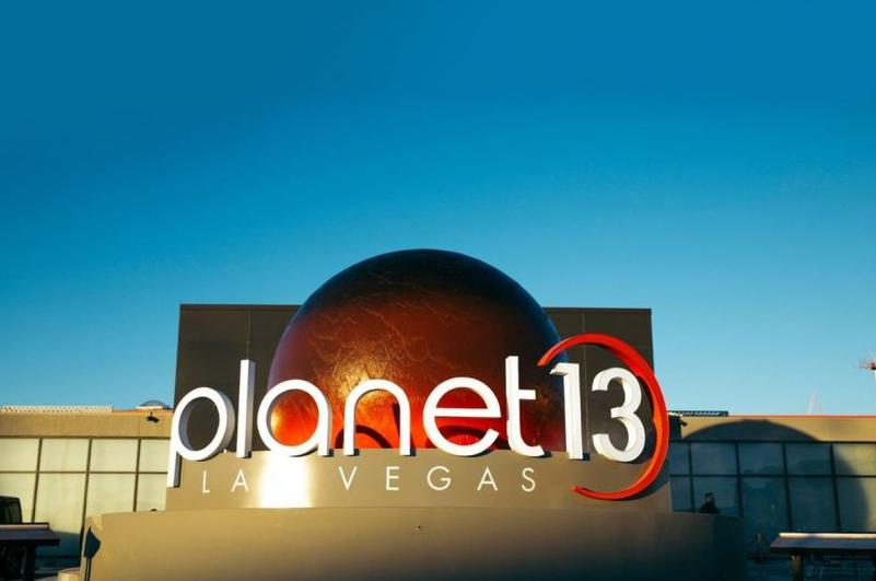 Planet 13 Las Vegas. Wer es mag?